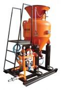 Maşina de injectat TTS-400