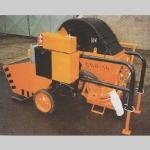 Maşina de torcretare SSB 14 cu mecanizm de încarcare