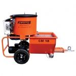 Pompe de injecţie şi pompe de tencuit CM 18 COM-V
