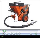 Maşinile de injectat betonul SSB 14 / SSB 24